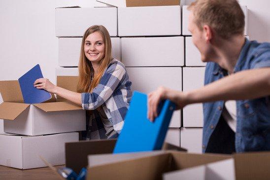 מחירי הובלות קטנות לעומת הובלת דירה - הובלת דירה ואריזה
